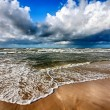 Stock Photo: Stormy Sea