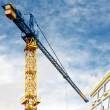 Construction site — Stock Photo #5365206