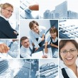Business mix — Stock Photo #4399172