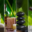 Spa collage — Stockfoto #4399385