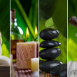 Spa-Collage — Stockfoto #4399385