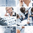 Office mix — Stock Photo