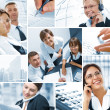 Office mix — Stock Photo #4414964