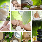 Spa mix — Stock Photo