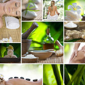 Mix spa — Foto Stock