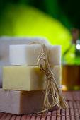 Soapy — Stock Photo