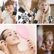 Make up mix — Stock Photo