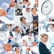 Stock Photo: Business mix