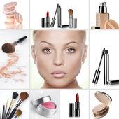 Cosmetici — Foto Stock