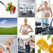 Wellbeing mix — Stock Photo #5146533