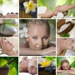 Spa collage — Stock Photo #5146576