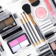 Make up photo — Stockfoto