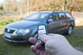 Chave para auto — Fotografia Stock