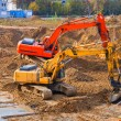 Digger — Stock Photo