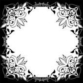 Renesanční styl rámce — Stock vektor