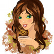 Royalty-Free Stock Imagen vectorial: Coffee