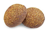 Rye muffins — Stock Photo