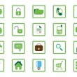 Stock Vector: 20 Vector Icons