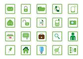 20 Vector Icons — Stock Vector