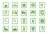 20 vector icons — Stockvector