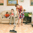 cleaning — Stock Photo