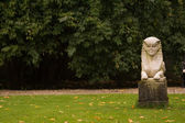 Sphinx statue — Stockfoto
