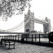 Tower Bridge in London — Foto de Stock