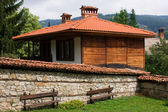 Traditional Bulgarian architecture — Stock Photo
