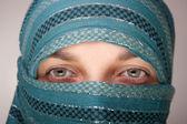 Kobiety muzułmańskie — Zdjęcie stockowe