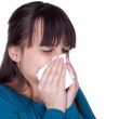 Flu Disease — Stock Photo