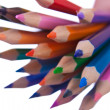 Colourful pencils — Stock Photo