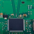 Detail of the circuit board — Stock Photo