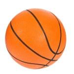 Orange basket ball — Stock Photo #4330547