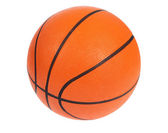 Orange basket ball — Stock Photo
