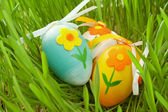 Easter eggs — Stockfoto