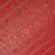 Red straw jalousie, texture background closeup — Stock Photo #3934899