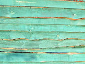 Abstrakt grün holzwand, hintergrundtextur. — Stockfoto
