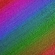Abstract seamless textured background, rainbow texture details. — Stock Photo