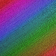 Abstract seamless textured background, rainbow texture details. — Stock Photo #5283320