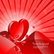 Valentine's background — Stock Vector #4745056