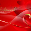 Valentine's background — Stock Vector #4745092