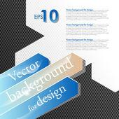 Abstract background for design — Stockvektor