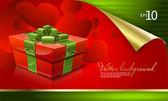 Valentine's background — Stock Vector