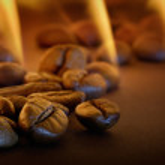 Coffee grains — Stock Photo #5257025