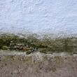 Old cracked wall for background. — Stock Photo