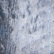 Old Cracked and shabby blue wall for background. - Stock Photo