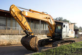 Excavator — Stock fotografie