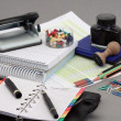 Stock Photo: Office stationery