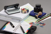 Office stationery — Stock Photo