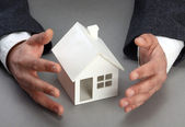 Real property concept — Stock Photo